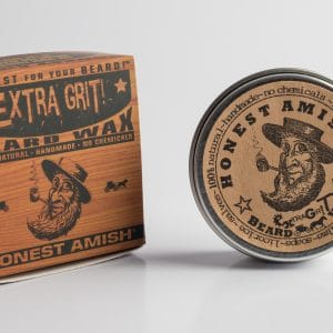 Honest Amish - Extra Grit Beard Wax