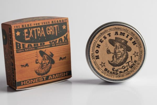 Honest Amish - Extra Grit Beard Wax