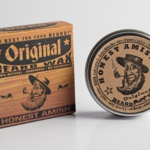 Honest Amish - Original Beard Wax